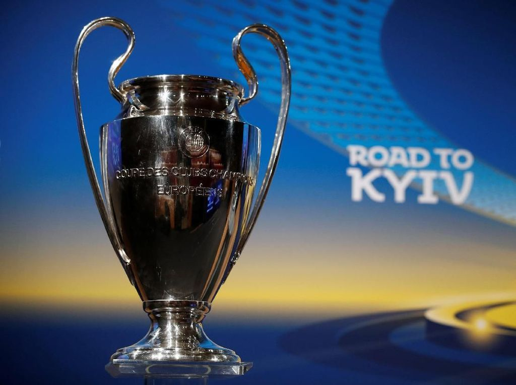 Rekor Pertemuan: Bayern vs Madrid, Liverpool vs Roma