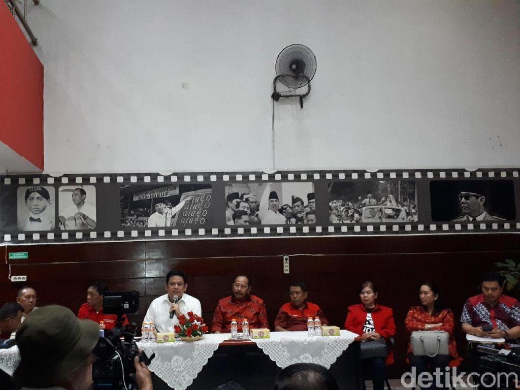 PDIP Yakin Kasus Abubakar Tak Pengaruhi Pilgub Jabar