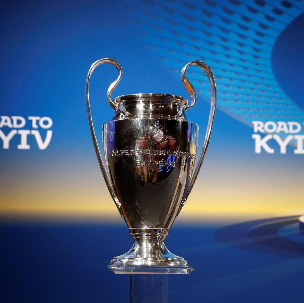 Merintis Jalan ke Final Liga Champions Lewat Duel di Tengah Pekan