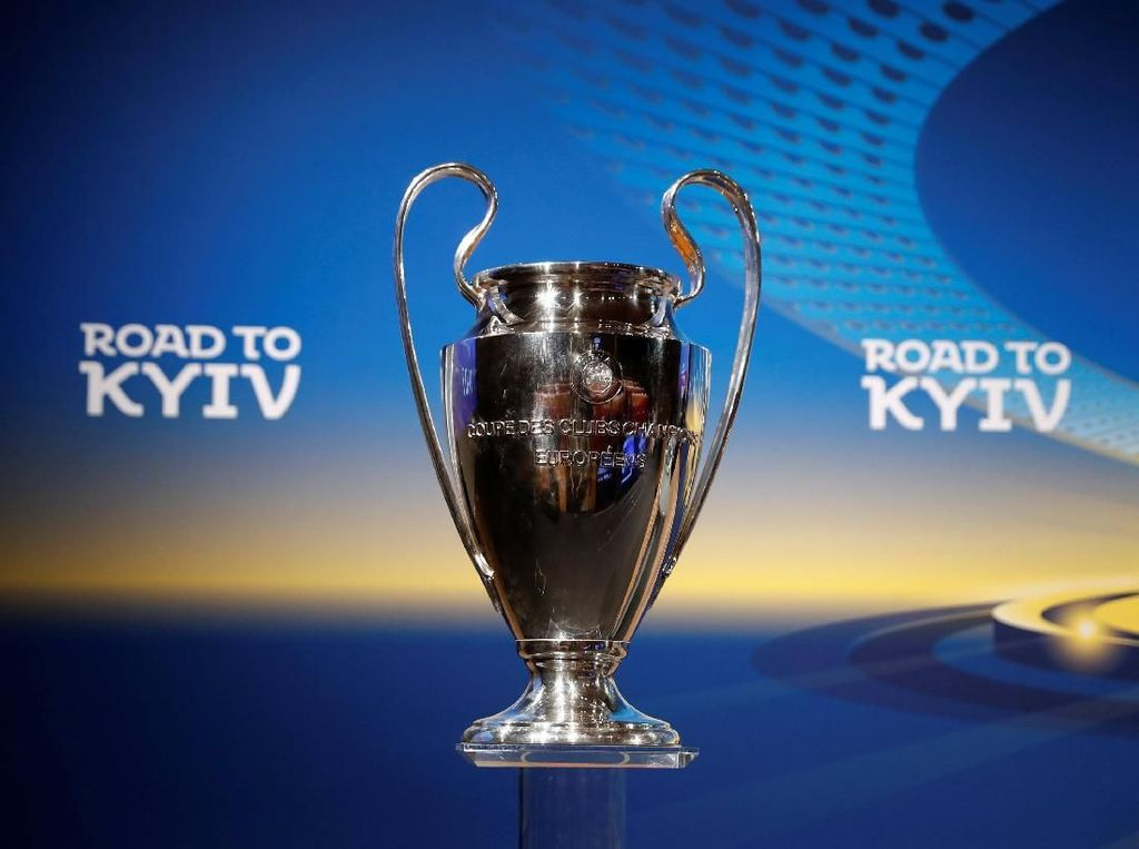 Final Liga Champions: Real Madrid vs Liverpool dalam Statistik