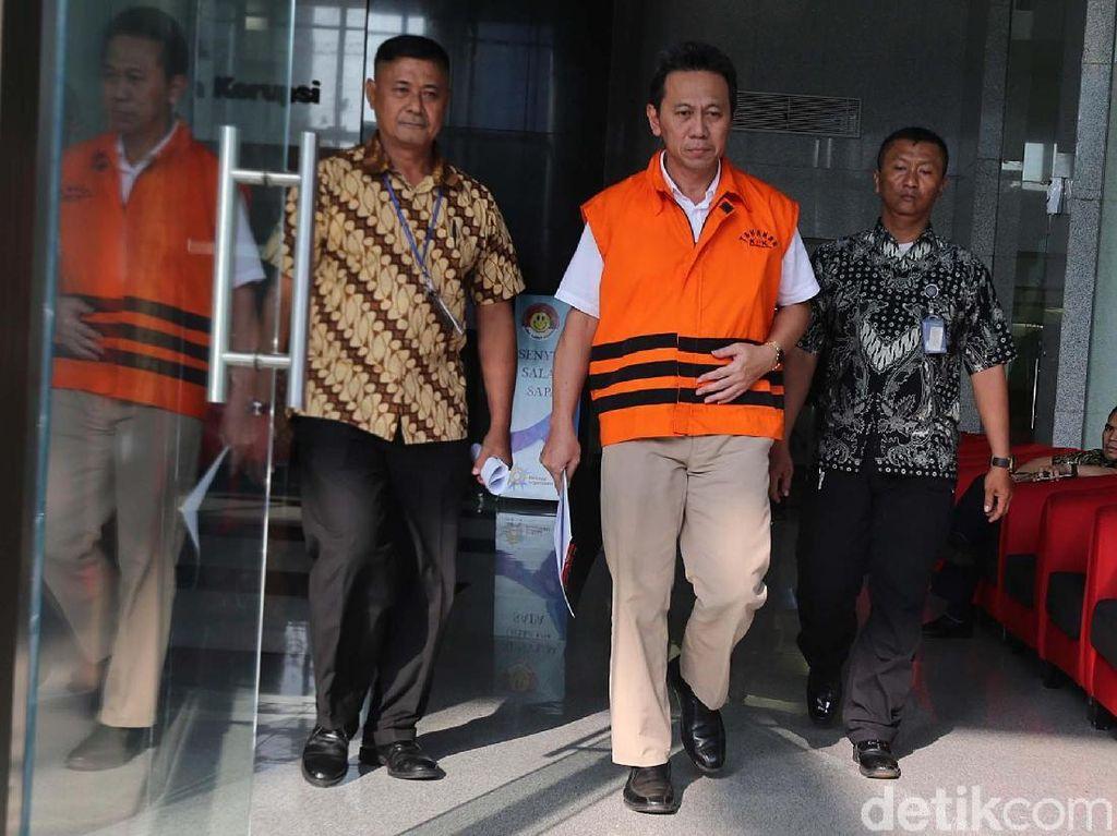 Pemeriksaan Lanjutan Bupati Kebumen, M. Yahya Fuad