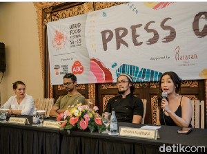 Ubud Food Festival Keempat Akan Mulai Digelar Pagi Ini