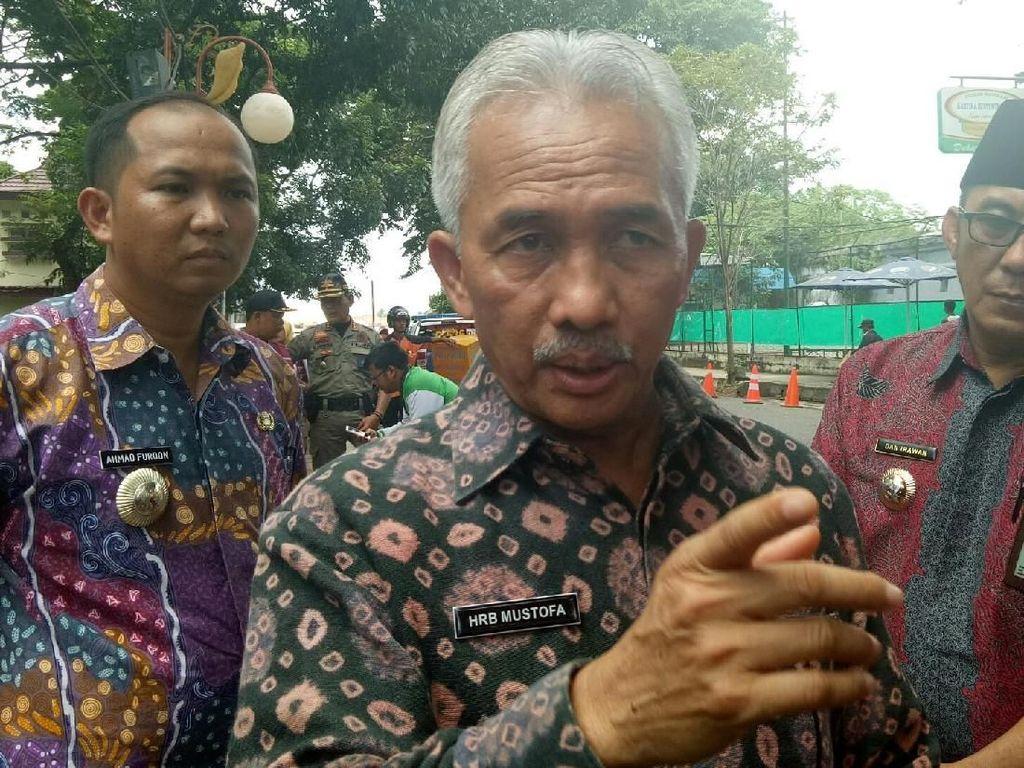 Tarif Parkir Selangit, Sekda Palembang Ngamuk
