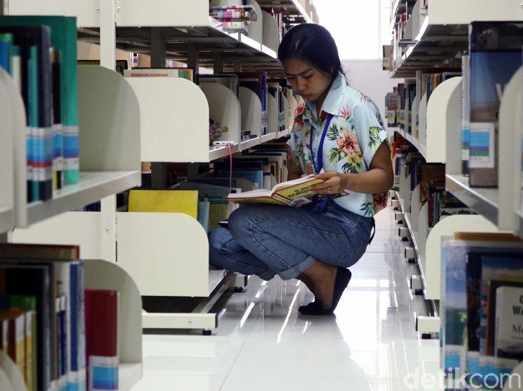 Intip Kerennya Perpustakaan Nasional