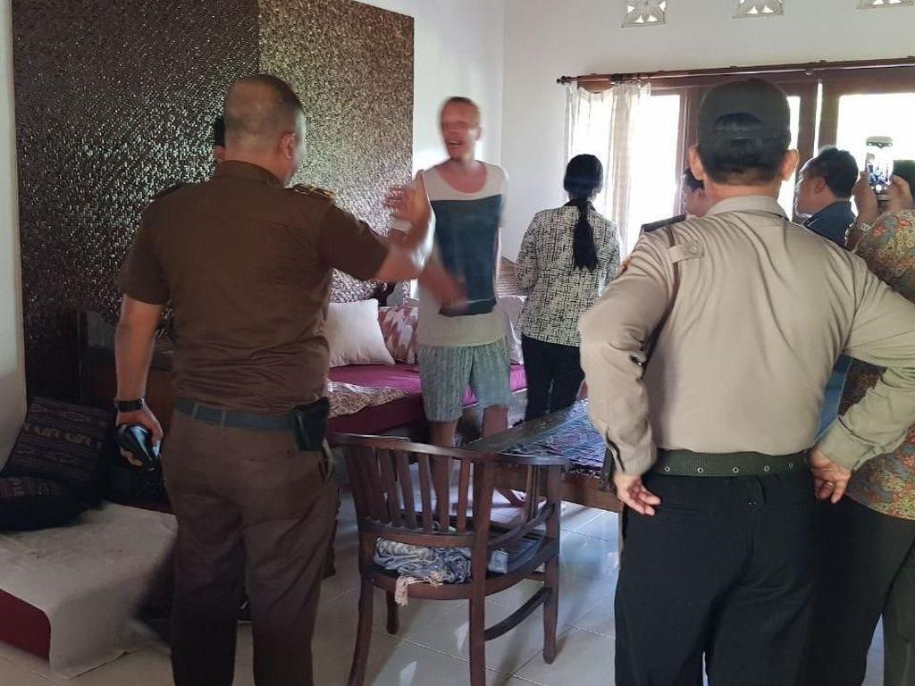 Buron, WN Jerman Ditangkap di Ubud
