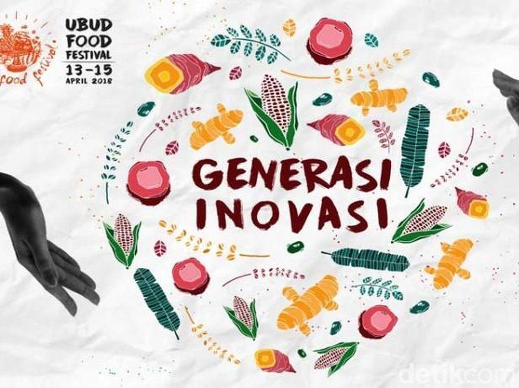 Ada Puluhan Acara Kuliner Seru di Ubud Food Festival