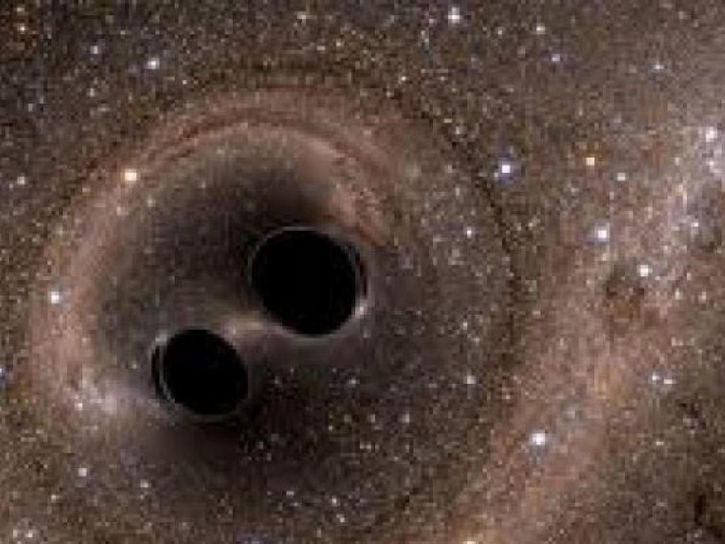 Ilmuwan Australia Temukan Cara Dengarkan Bunyi Black Holes