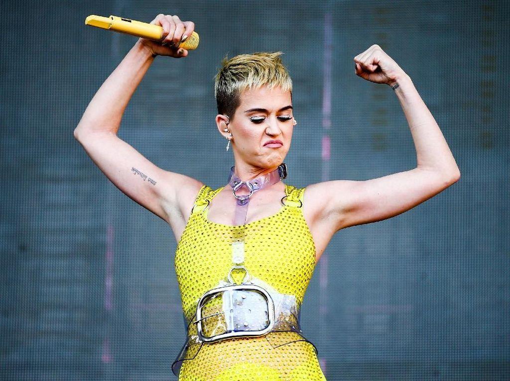Katy Perry Mau Rehat dari Dunia Musik, Kenapa?