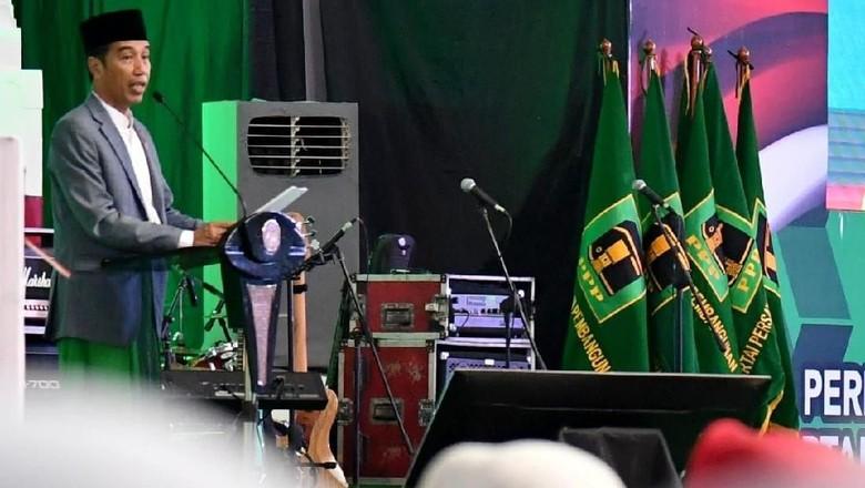 Jokowi Ingatkan Parpol Berpolitik dengan Etika