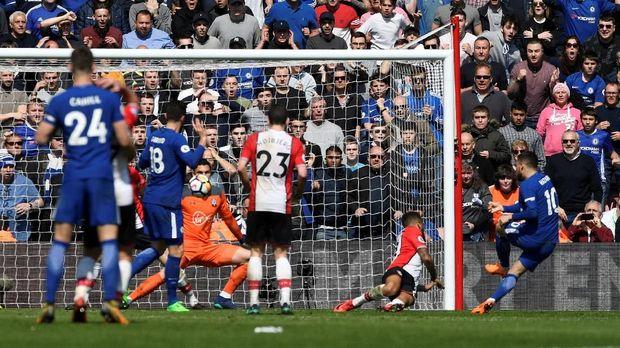 Bangkit dari Ketinggalan Dua Gol, Chelsea Kalahkan Southampton