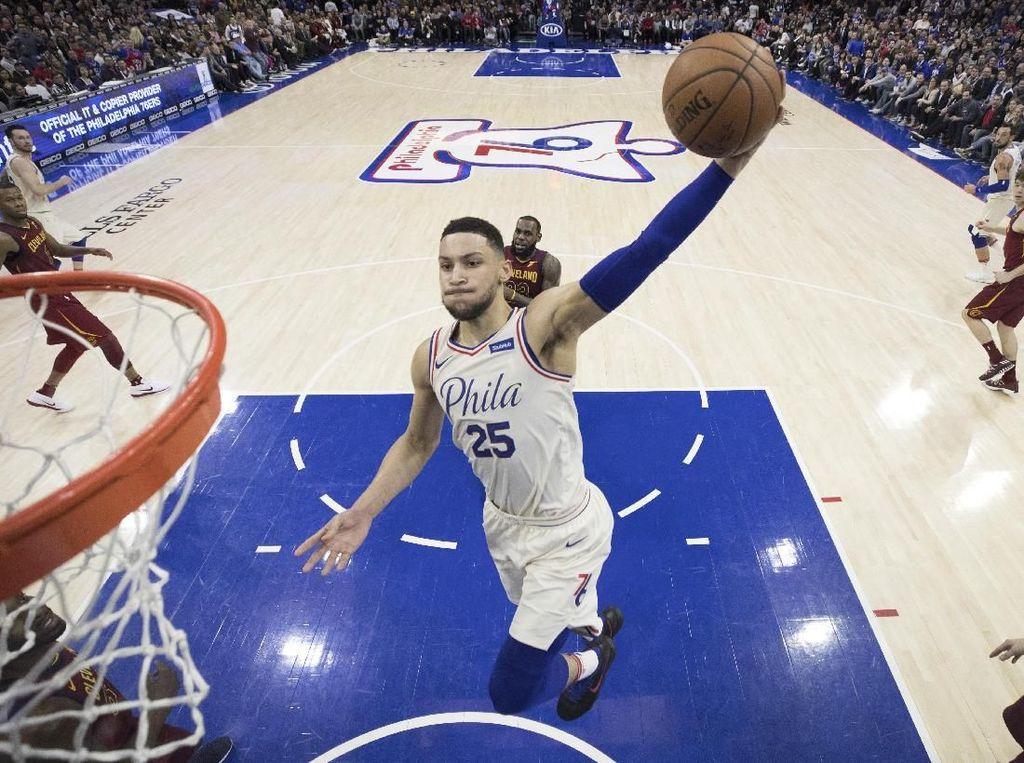 10 Fakta Menarik Jelang Playoff NBA 2018
