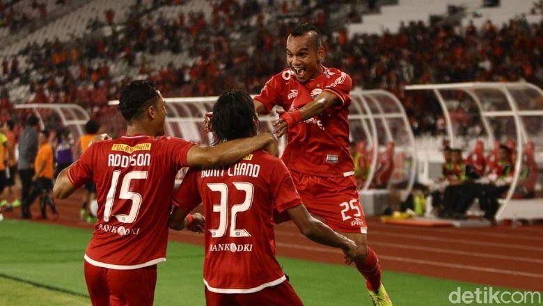 Mepet Semifinal Piala AFC Persija Minta Jadwal Lawan Perseru Ditinjau