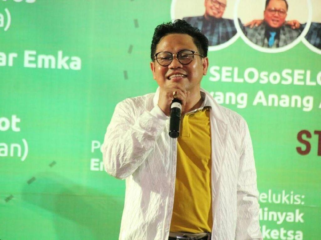 Akun Cak Imin Disuspend, PKB Protes ke Twitter