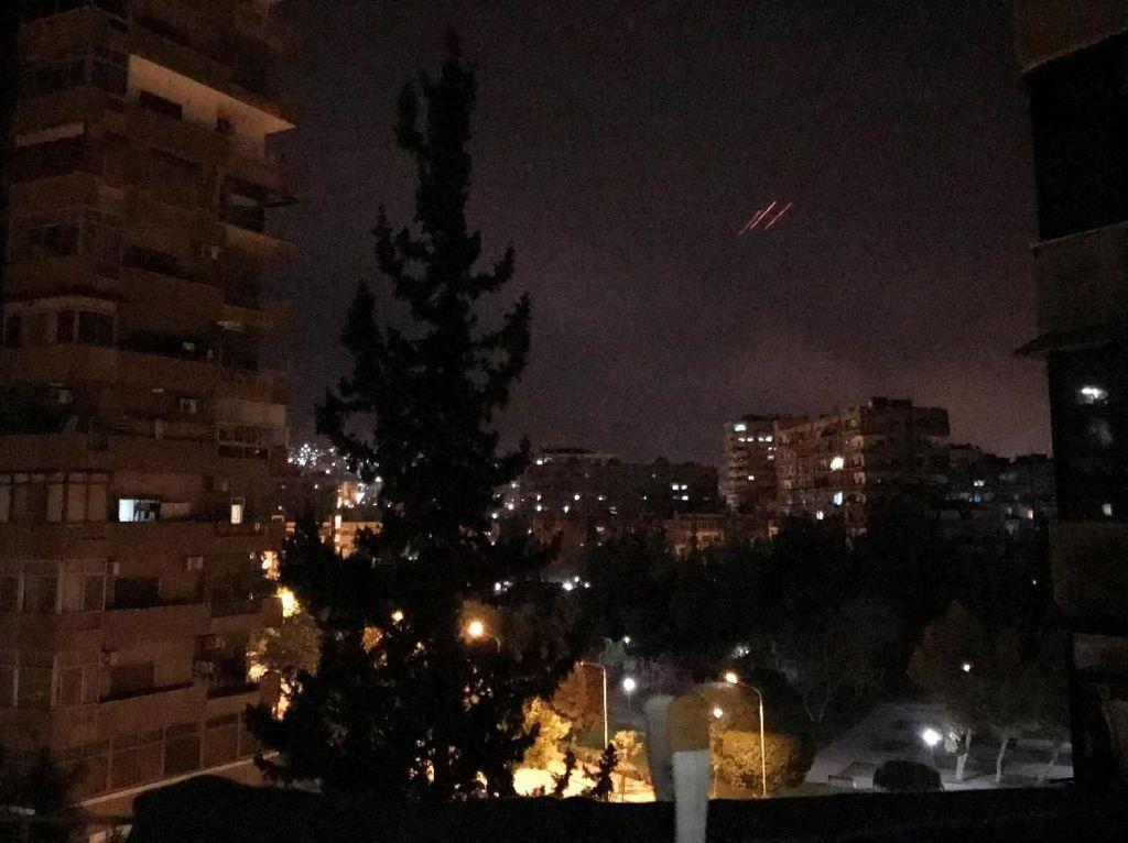 3 Warganya Luka-luka, Suriah Kecam Serangan AS dan Sekutu