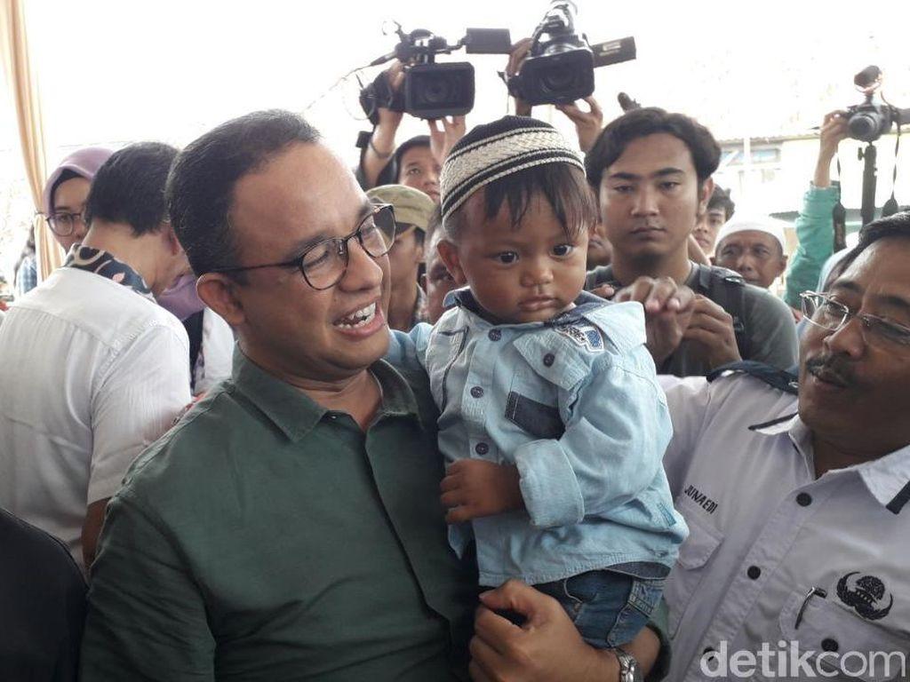 Muhamad Anies Sandi Lahir di Puing Kampung Akuarium
