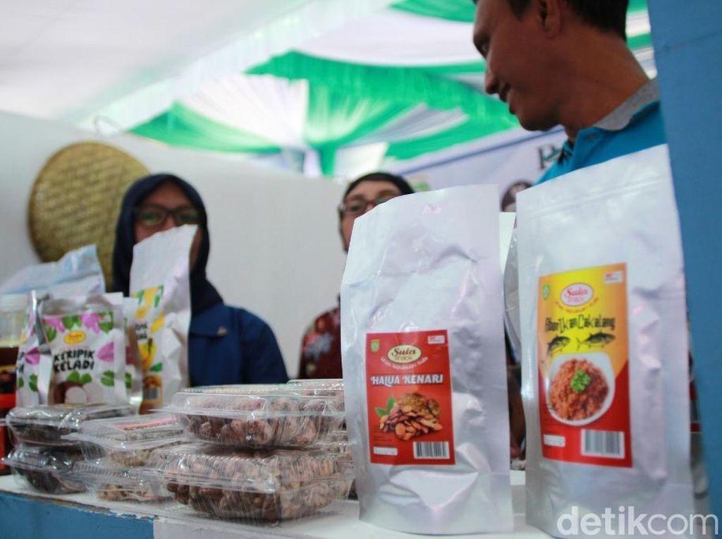 Pameran Produk Lokal Meriahkan Rangkaian Festival Maksaira