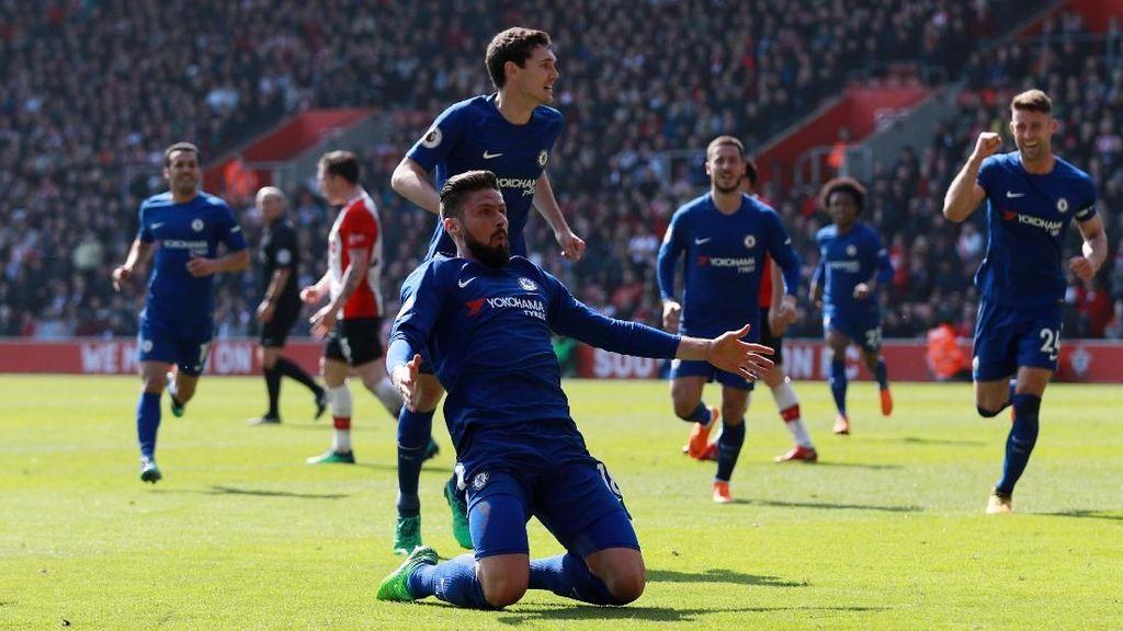 Olivier Giroud dan Para Supersub Premier League Musim Ini