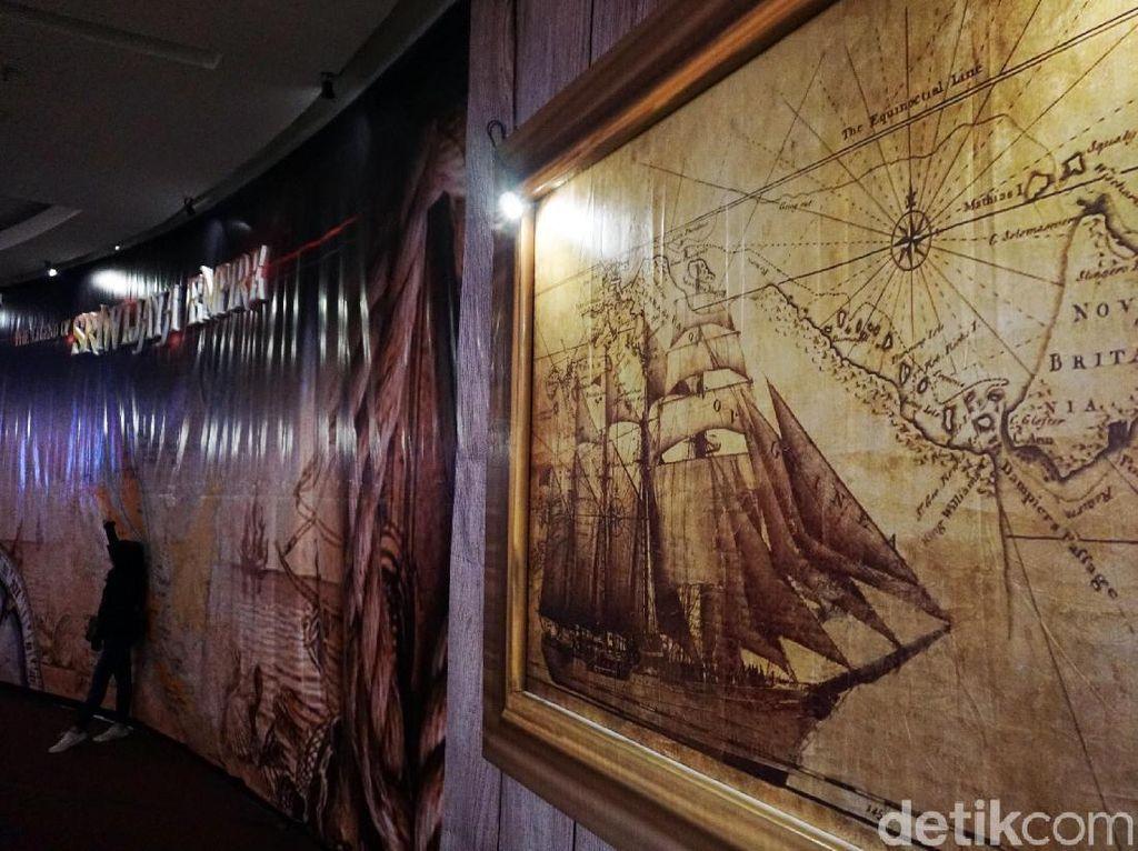 Kisah-kisah Kerajaan Sriwijaya dan Bajak Laut