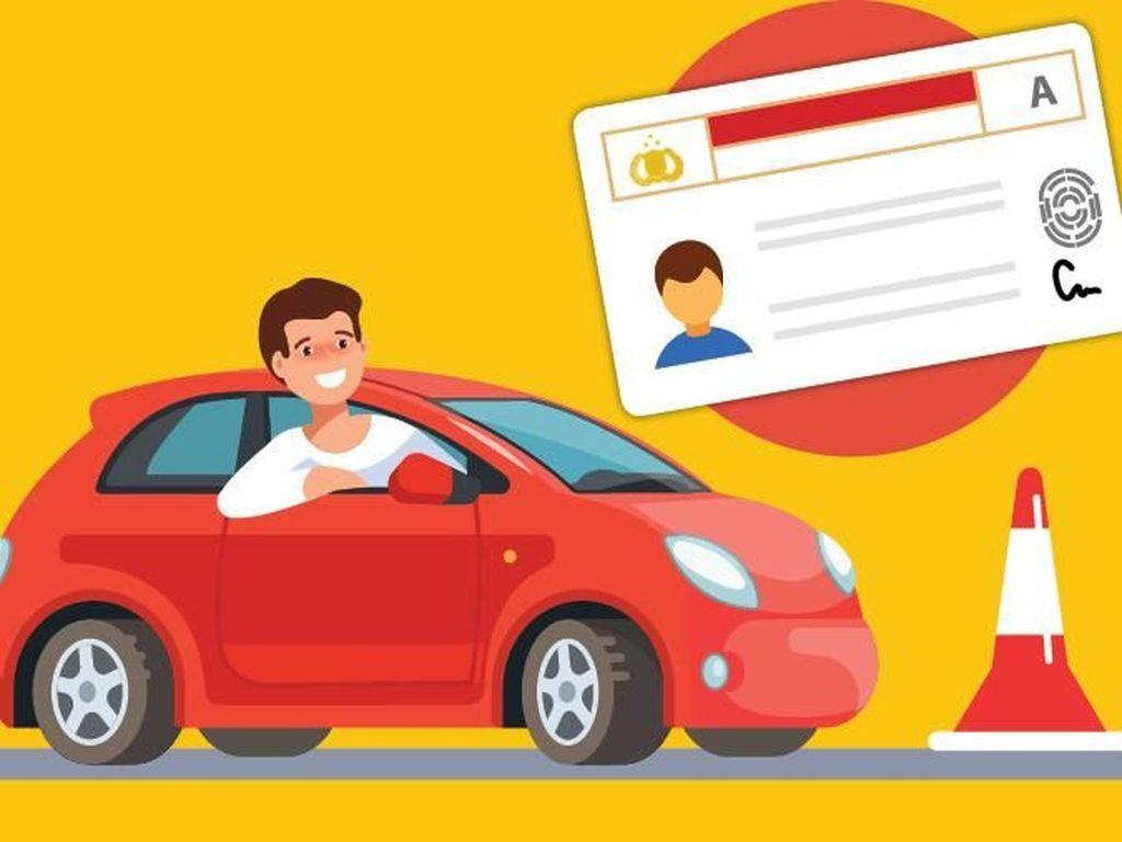 Ada Tes Psikologi, Usia 17 Tahun Belum Tentu Bisa Dapat SIM