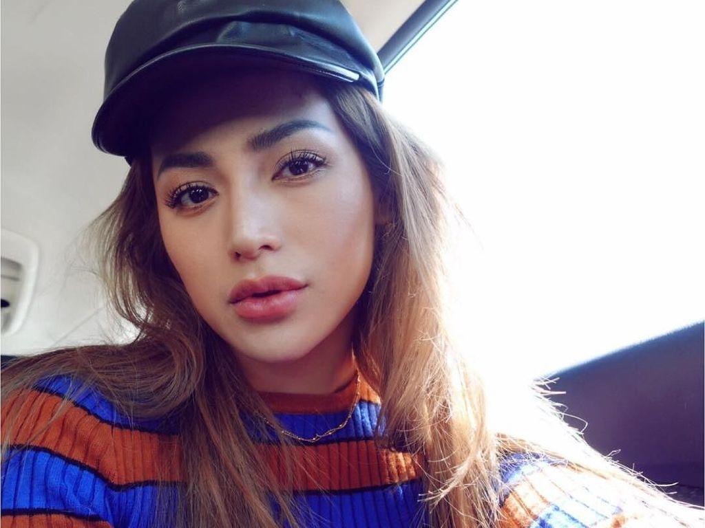 Transformasi Jessica Iskandar Berambut Brunette di AS