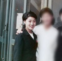 Langka! Potret Ibunda Kim Jong Un Saat ke Jepang 45 Tahun Lalu