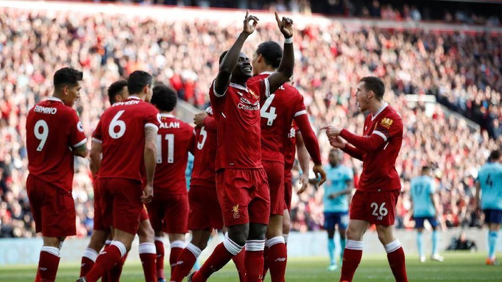 Liverpool Kini Sudah Ditakuti Lagi