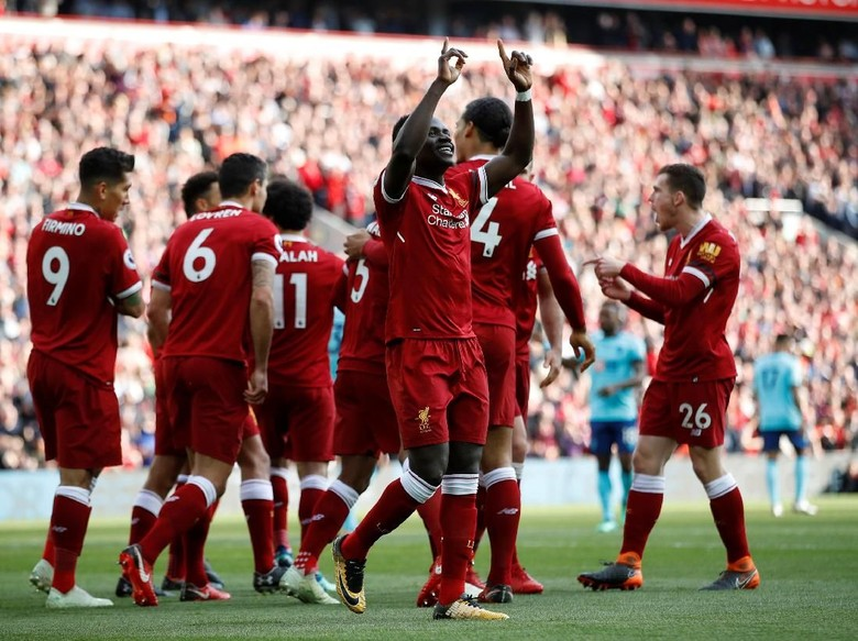 Liverpool Sekarang Sudah Ditakuti Lagi