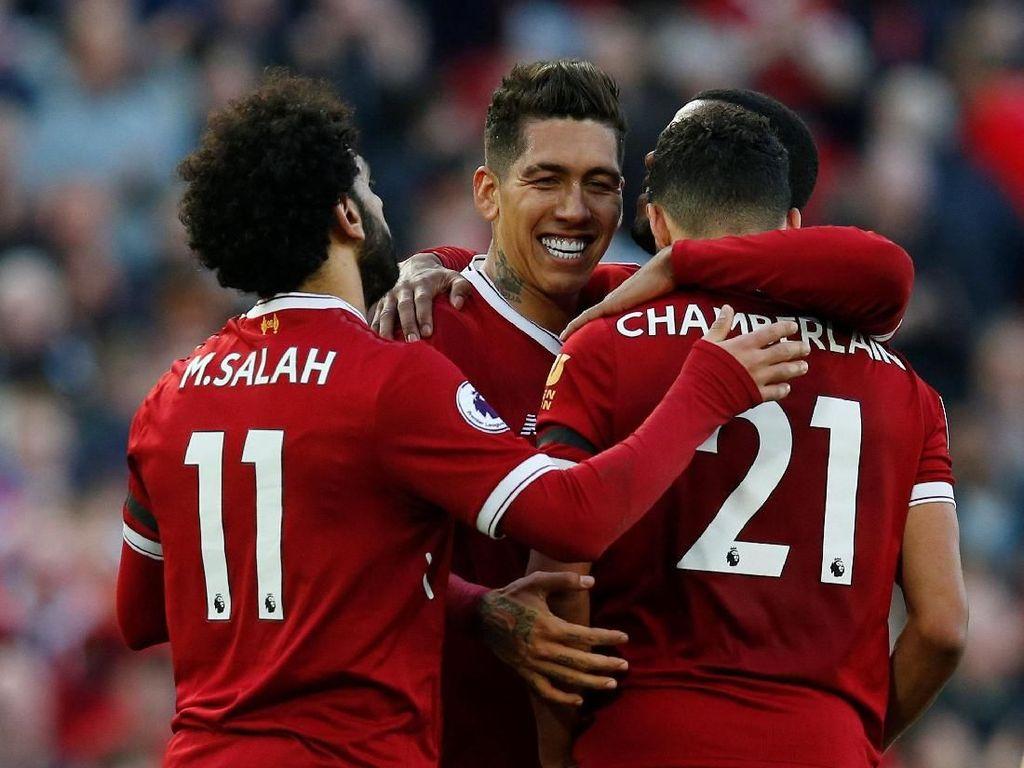 Laga Sempurna untuk Liverpool