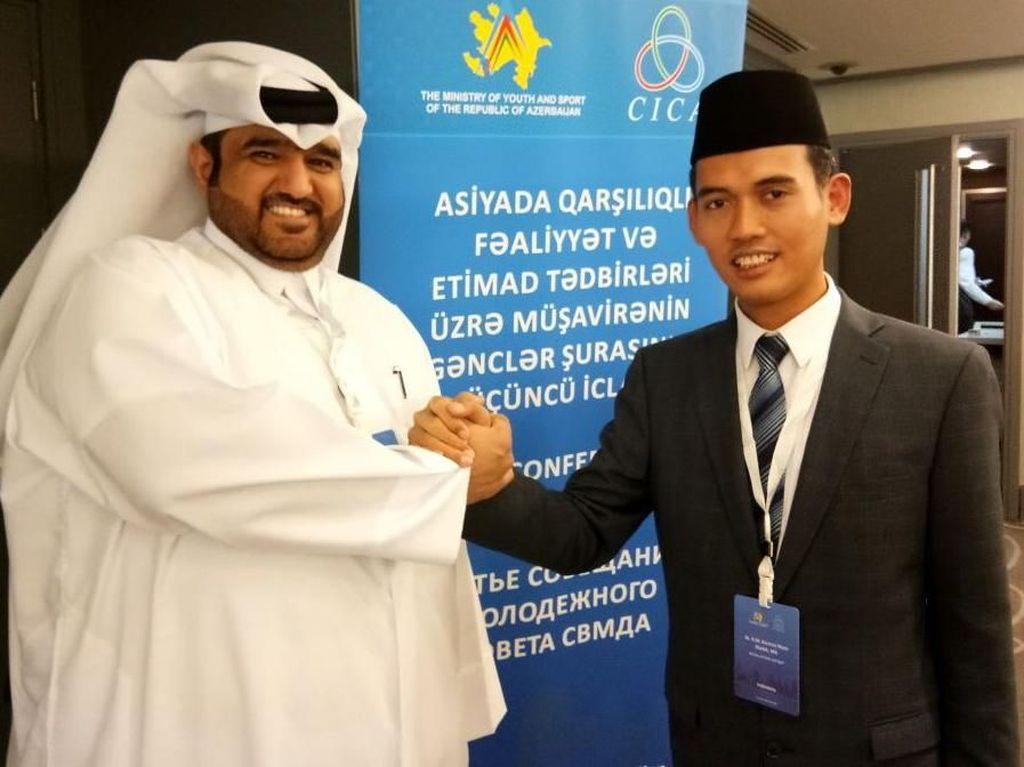 Deputi Kemenpora Hadiri Konferensi Kepemudaan Internasional III