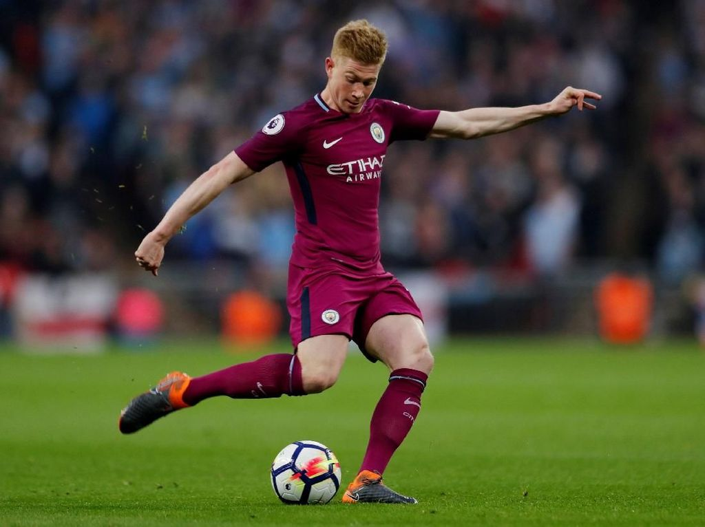Martinez Sebut De Bruyne Lebih Pantas Raih PFA Player of the Year