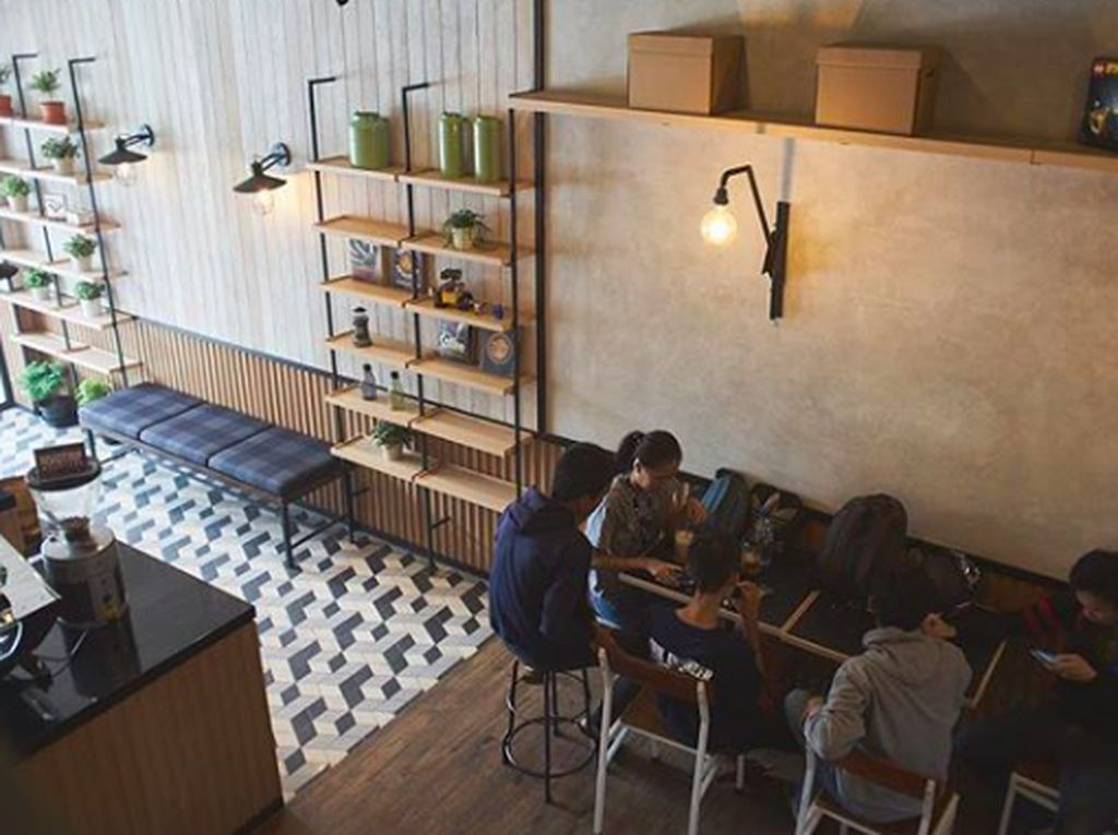 8 Coffee Shop Instagramable di Gading Serpong Ini Punya Kopi Enak