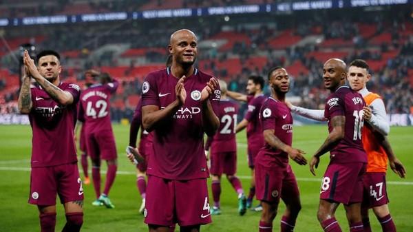 City Butuh 11 Gol Lagi untuk Jadi Tim Tersubur Premier League
