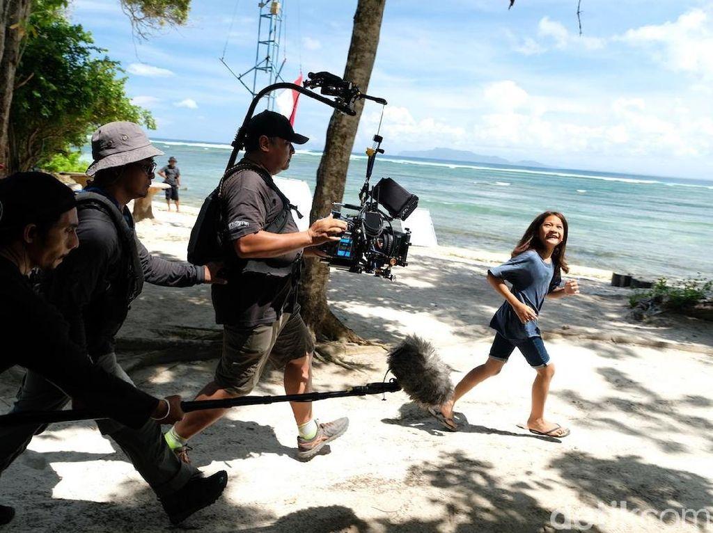 Kulari ke Pantai Siap Menyapa Anak Indonesia