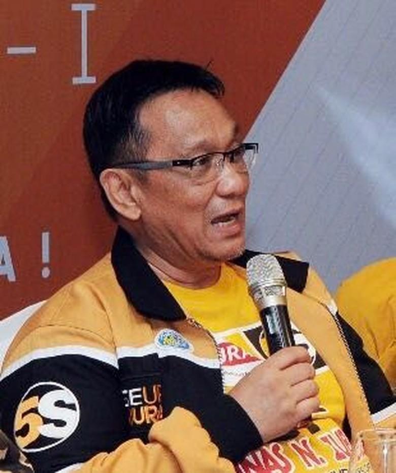 Gerindra-PD Sepakat Koalisi, Hanura Sebut Prabowo Pakai Jurus Mabuk
