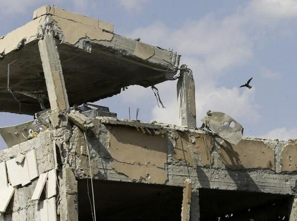 AS Akan Bertindak Jika Suriah Kembali Pakai Senjata Kimia di Idlib