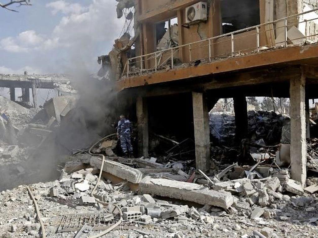 PPP: Serangan AS ke Suriah Berpotensi Langgar HAM