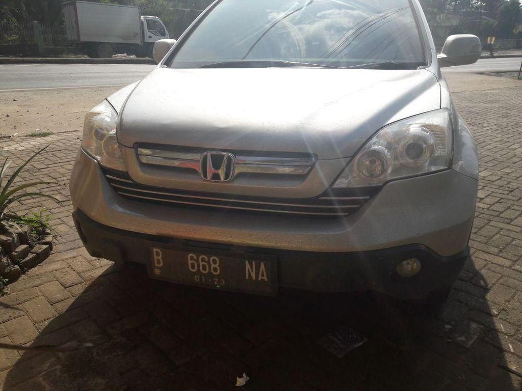 Ada Maling Spesialis Mobil Honda, Kok Bisa?