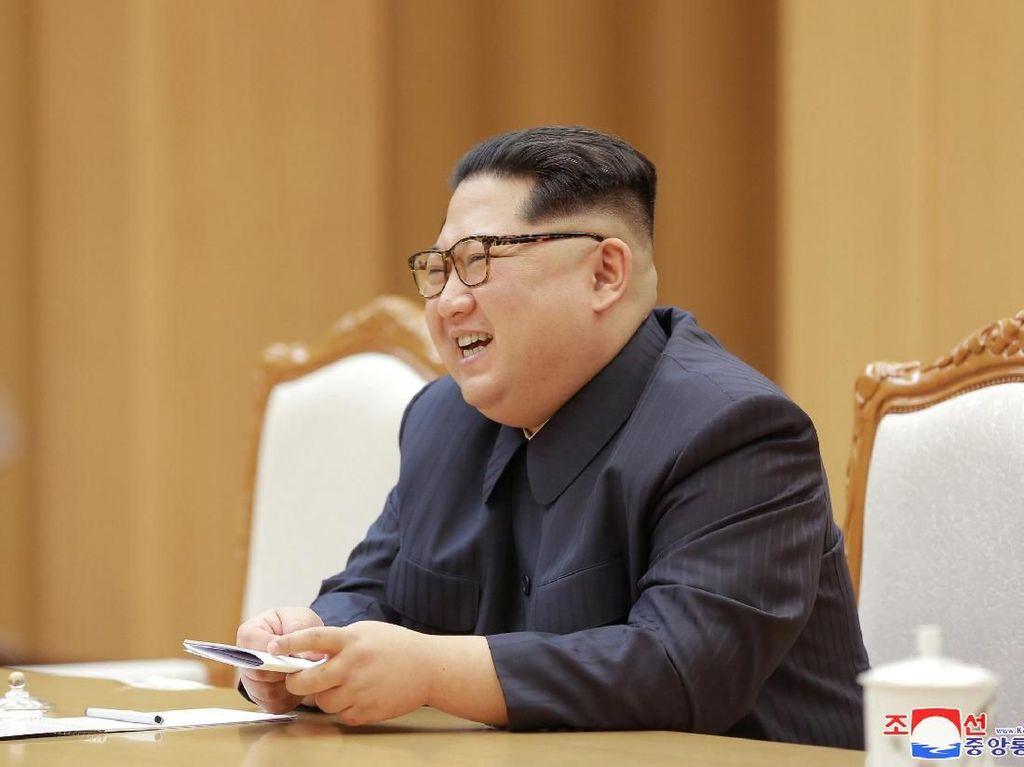 Keren! Ada Latte Bergambar Kim Jong Un di Korea Selatan