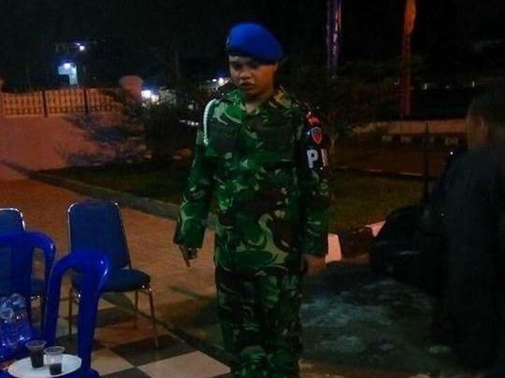 Prajurit TNI AU Gadungan di Bogor Ternyata Driver Ojek Online