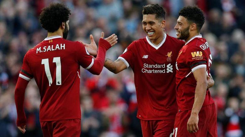 Liverpool Lumat Bournemouth 3-0