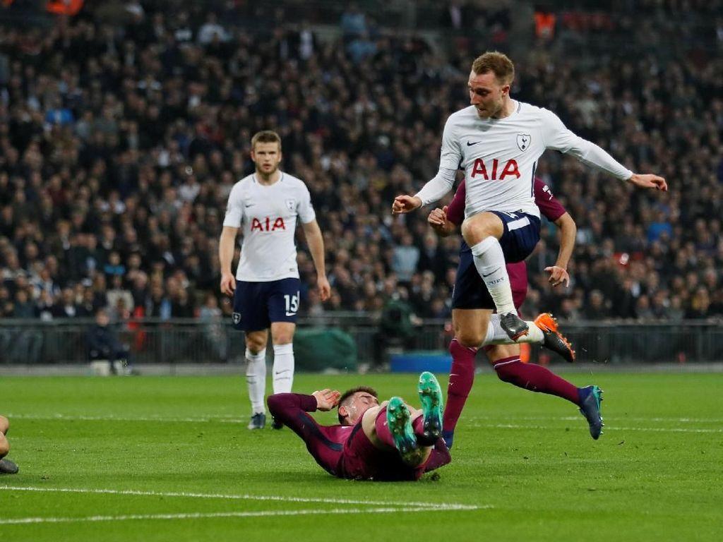 Meski Kalah Tajir, Spurs Pede Bersaing dengan City Musim Depan