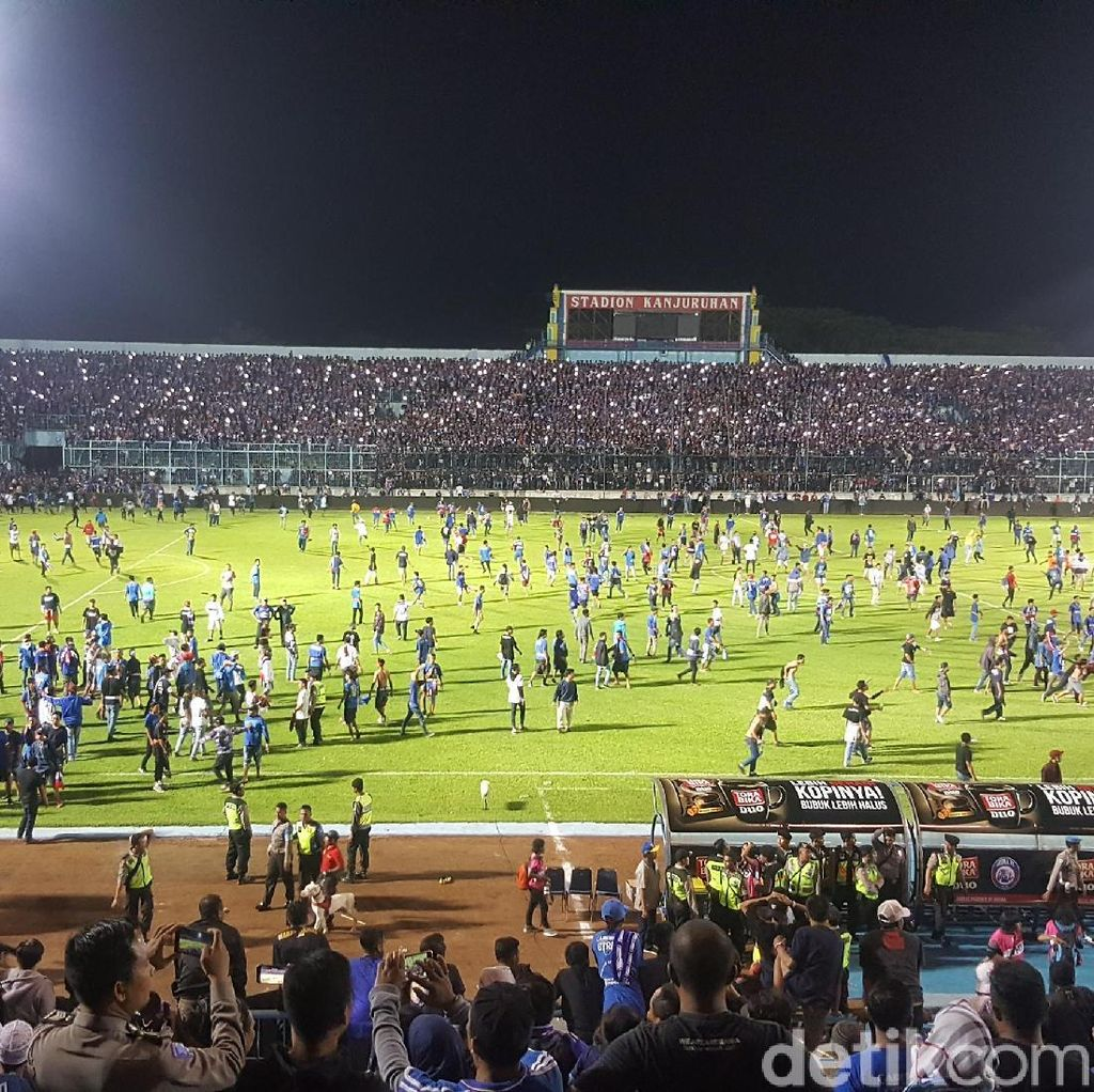 Komdis Hukum Arema FC, Persebaya, dan PS Tira