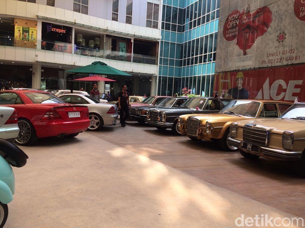 Dubes Arab Saudi Mau Masyarakat RI Lihat Koleksi Mobil Klasiknya
