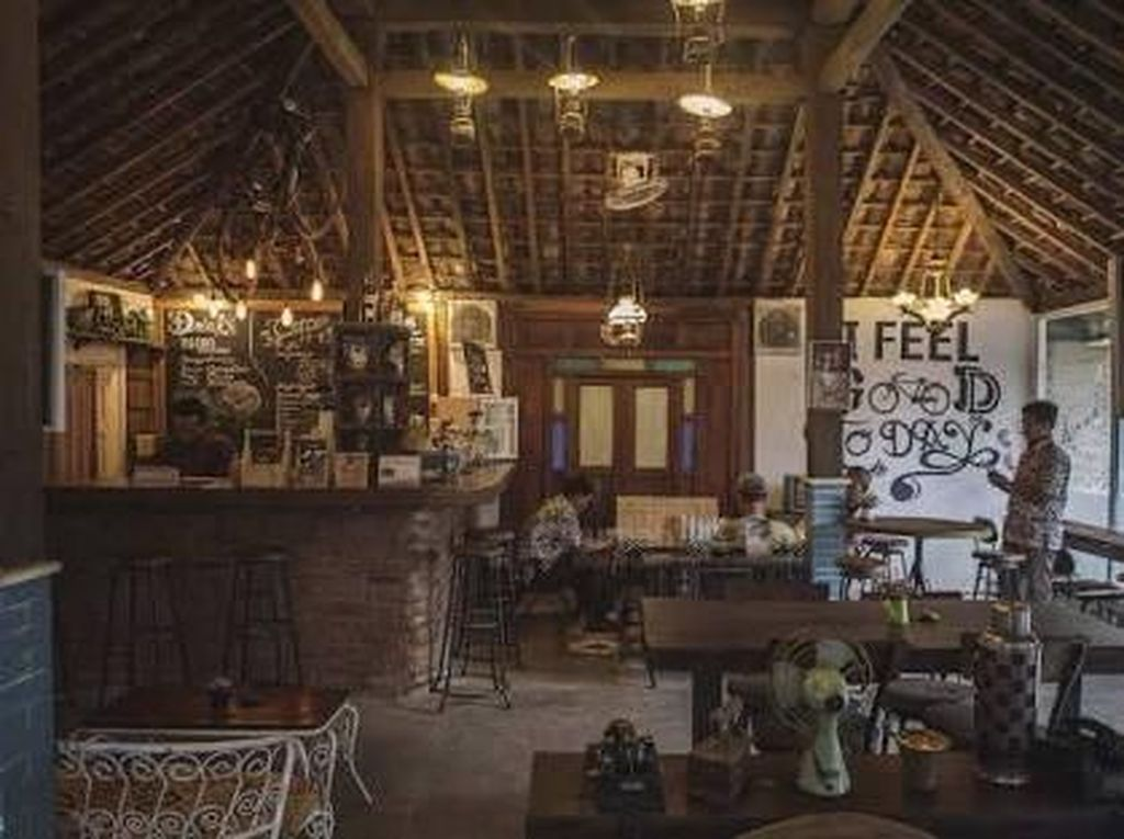 5 Kafe di Pamulang Ini Bisa Jadi Tujuan Santai Sambil Makan Enak