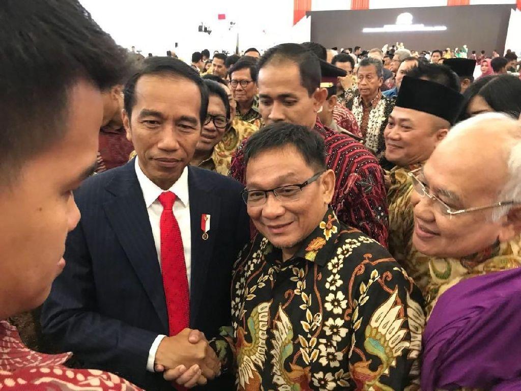 Cerita Elite Hanura Digedor Pengawal Prabowo Saat di Toilet