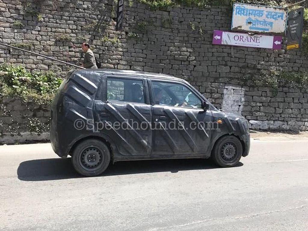 Suzuki Karimun Wagon R Terbaru Lagi Diuji Nanjak