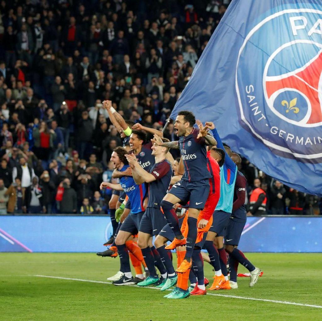 Belum Waktunya PSG Dibandingkan dengan Bayern, Madrid, atau Barcelona