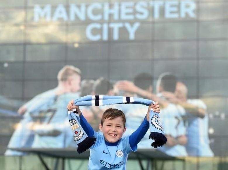 Daftar Trofi Manchester City