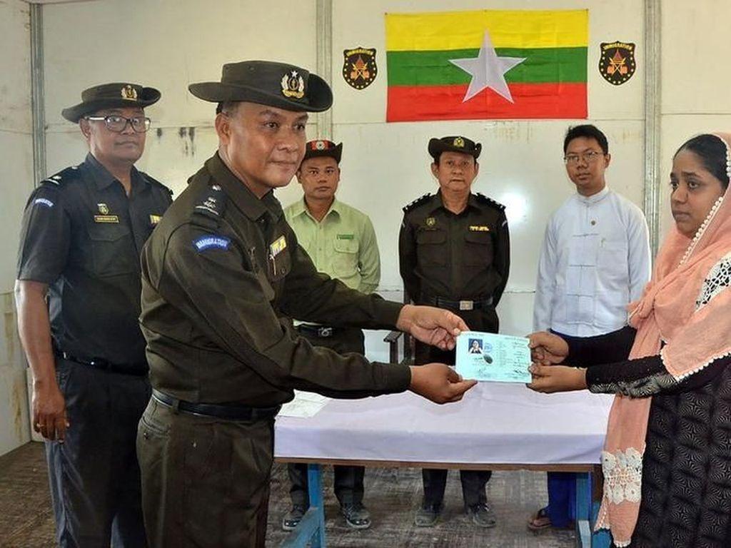 Myanmar Telah Pulangkan Keluarga Pengungsi Rohingya Pertama