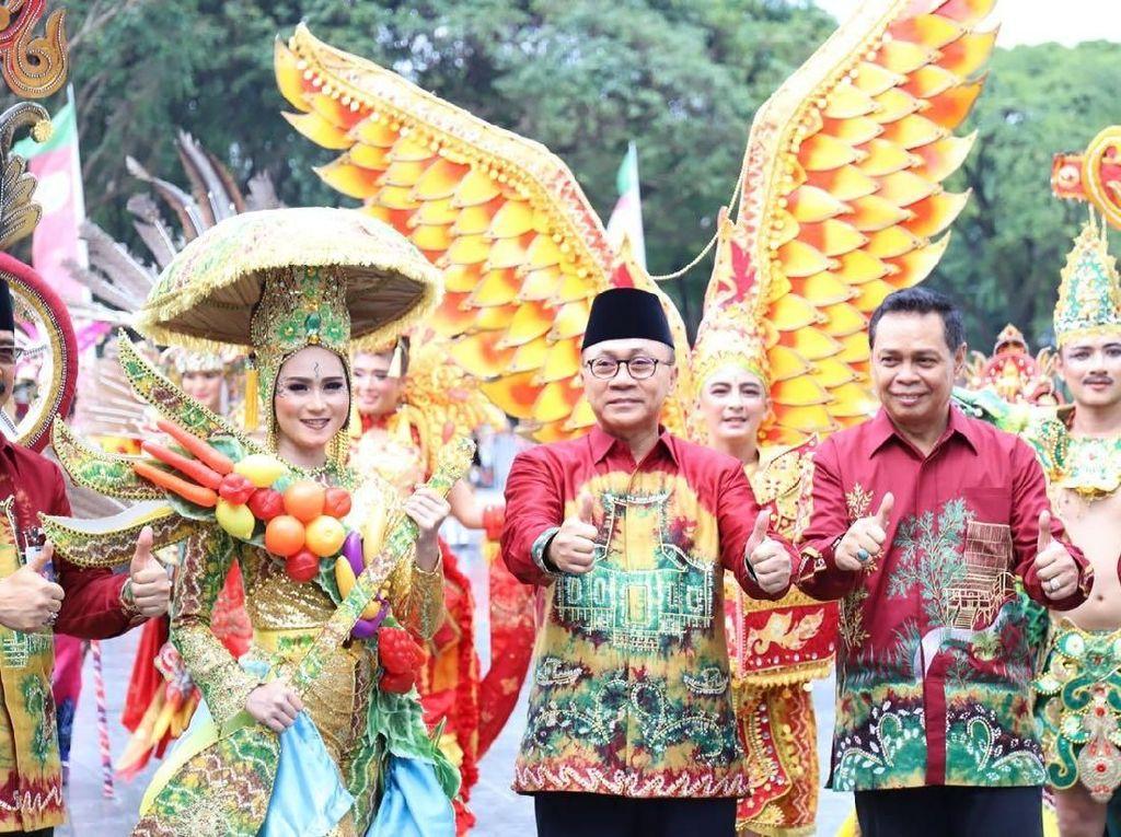 Dengan Strategi Budaya, Indonesia Bisa Lampaui Negara Lain